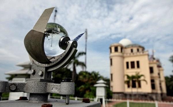 Vé máy bay đi Hải Phòng - Hóng gió trên đài Thiên Văn Phù Liễn