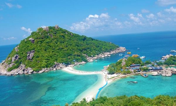 Top 5 điểm đến hấp dẫn không thể bỏ qua khi du lịch Thái Lan