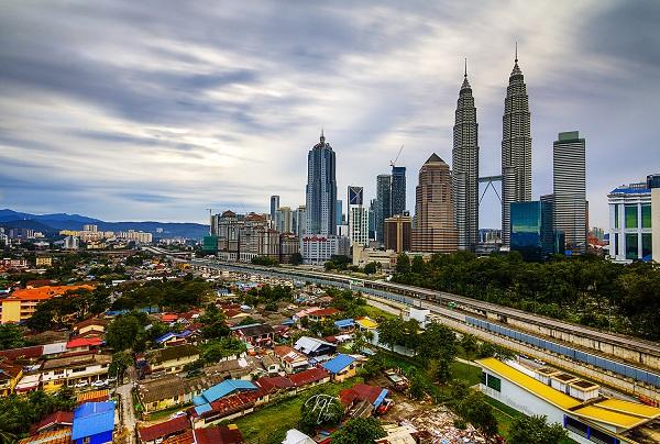 Cảnh đẹp Kuala Lumpur