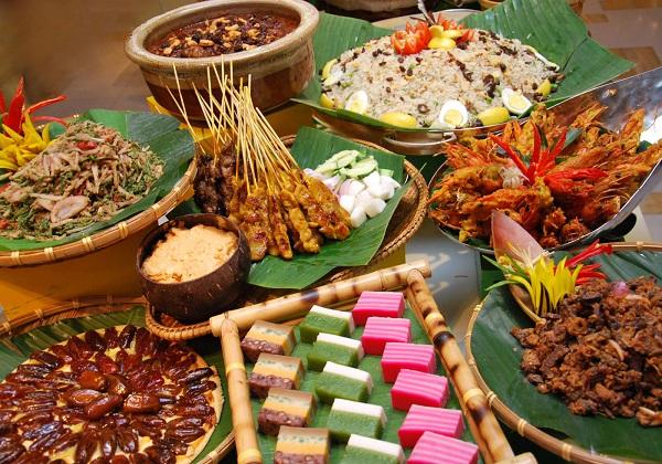 Nền ẩm thực phong phú tại Kuala Lumpur