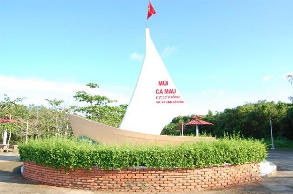 Vé máy bay Vietnam Airlines - Mũi Cà Mau
