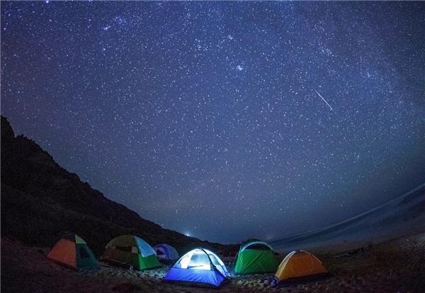 Vé máy bay đi Pleiku - Ngắm sao đêm ở Măng Đen