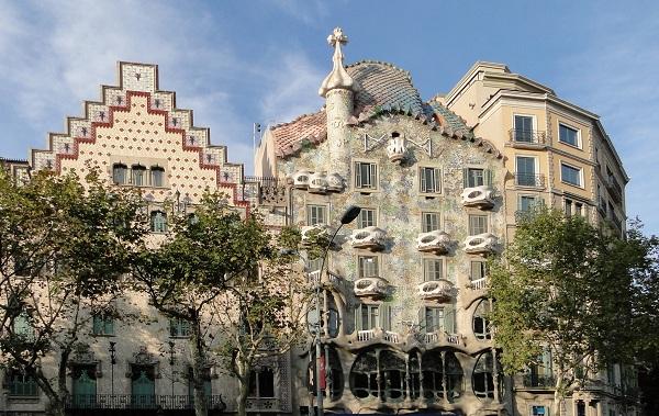 Một ngày trải nghiệm tại Barcelona