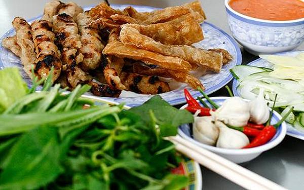 Vé máy bay đi Nha Trang - Ẩm thực hấp dẫn ở Nha Trang
