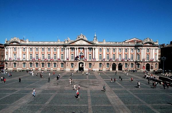 Quảng trường Toulouse Capitol
