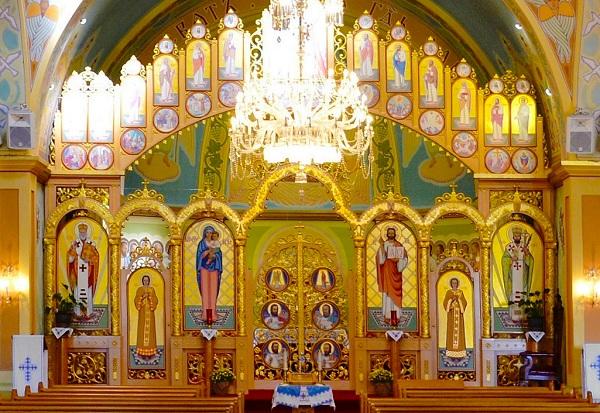 St Josaphat's