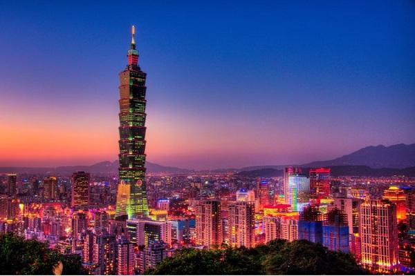Du lịch Đài Bắc cùng vé máy bay giá rẻ Vietnam airlines