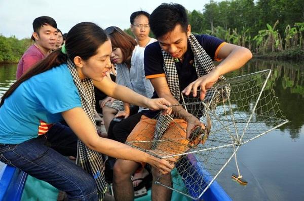 Tham gia hình thức du lịch homestay ở Nghệ An