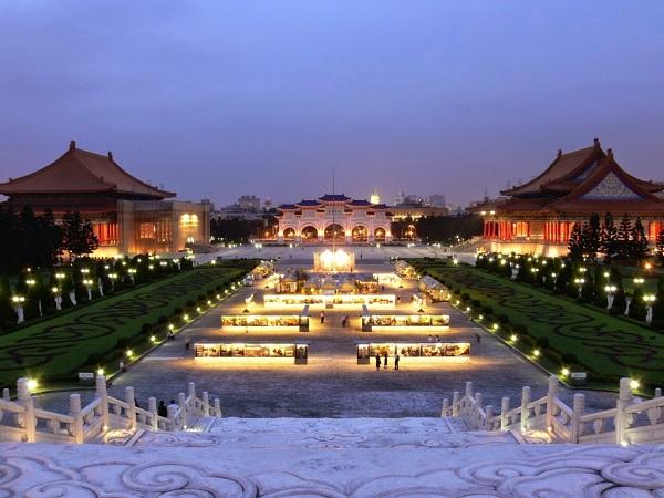 Ghé trung tâm triển lãm nghệ thuật đương đại ở Đài Bắc