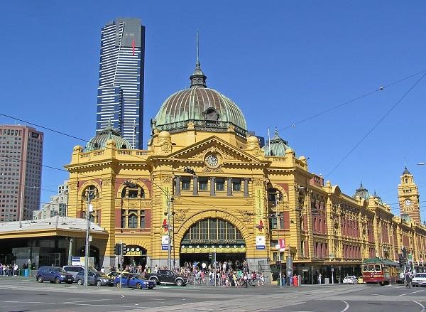 Vẻ đẹp của Melbourne