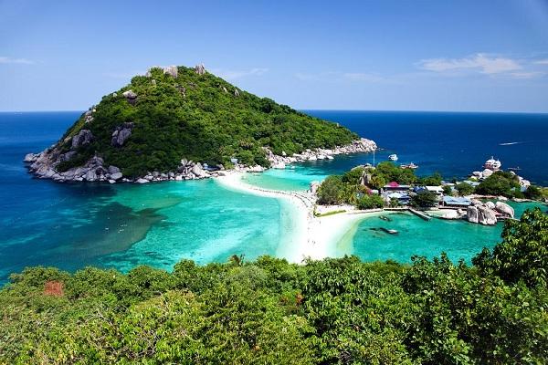 Top 4 hòn đảo tuyệt bạn không thể bỏ lỡ khi đến Thái Lan