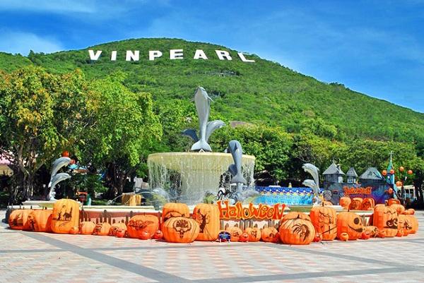 Vé máy bay đi Nha Trang - Khu vui chơi Vinpearl land Nha trang