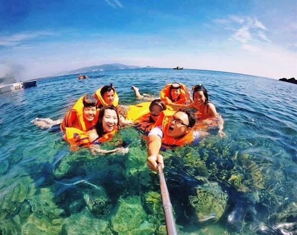 Kỳ Co – điểm cắm trại lý tưởng khi du lịch Quy Nhơn