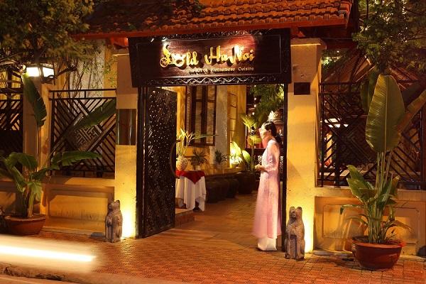 Vé máy bay đi Hà Nội - Thăm nhà hàng Old Hanoi