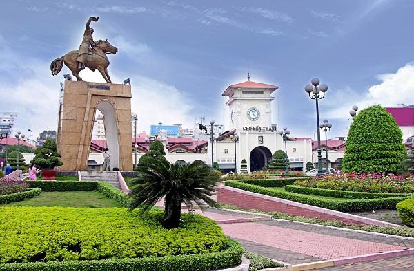 Những điểm du lịch hấp dẫn không nên bỏ lỡ ở Sài Gòn
