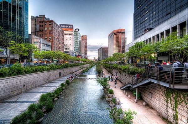 kênh Cheonggyecheon