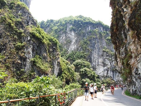 Du lịch đảo quốc Formosa