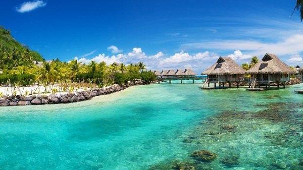 Những hòn đảo tuyệt đẹp tại Châu Á