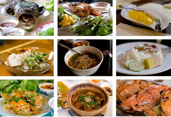 Vé máy bay đi Hà Nội - Thưởng thức ẩm thực đất bắc