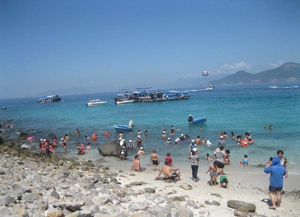 Tour du lịch khám phá 4 đảo ở Nha Trang