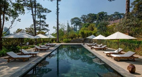 Vé máy bay đi Đà Lạt - Ana Mandara Villas Đà Lạt Resort & Spa