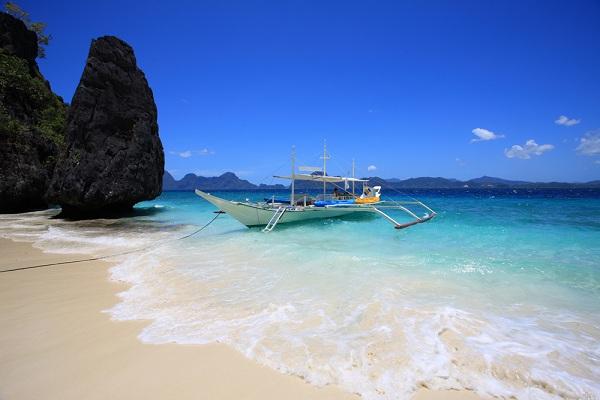 Bãi biển thiên đường Boracay