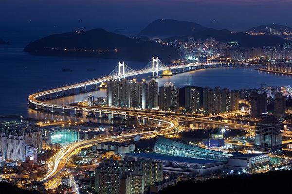 Khám phá vẻ đẹp say đắm của thành phố Busan, Hàn Quốc