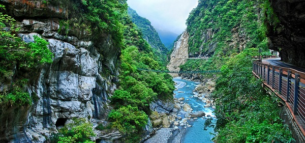 Công viên quốc gia Taroko, Hualien