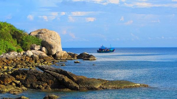 Vé máy bay đi Quy Nhơn - Vẻ đẹp Cù Lao Chàm