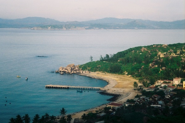 Vé máy bay đi Quy Nhơn - Vẻ đẹp Cù Lao Xanh