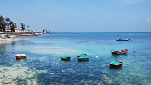 Vé máy bay đi Quy Nhơn - Thiên đường Cù Lao Xanh