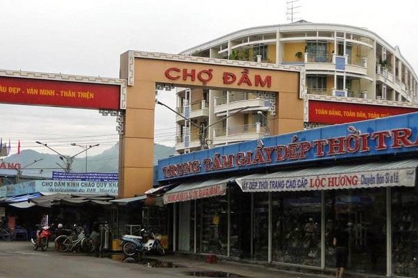 Vé máy bay đi Nha Trang - Thỏa sức mua sắm ở Chợ Đầm