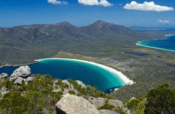 Chinh phục Tasmania