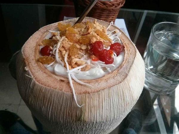 Kem dừa