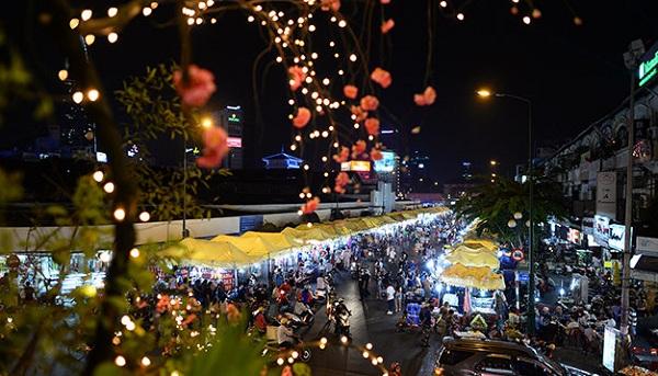 Những hoạt động đêm thú vị khi du lịch ở Sài Gòn
