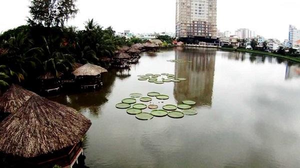 Vé máy bay đi Sài Gòn - Khu Du lịch Văn Thánh