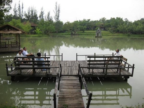 Vé máy bay đi Sài Gòn - Khu du lịch Kỳ Hòa