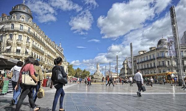 Du lịch Montpellier – thành phố xinh đẹp phía Nam nước Pháp