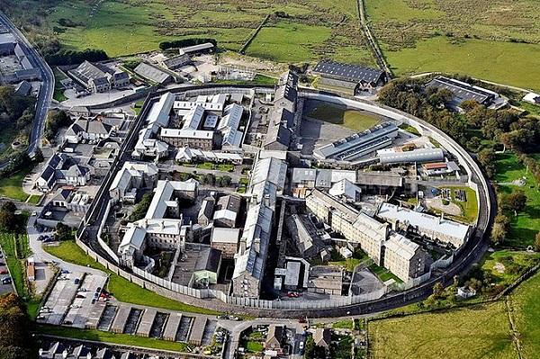 Nhà tù Dartmoor, Devon, Anh