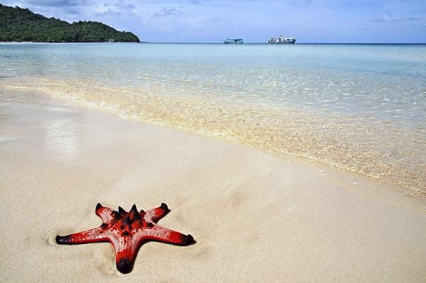 Đảo ngọc Phú Quốc – điểm du lịch lý tưởng tháng 8