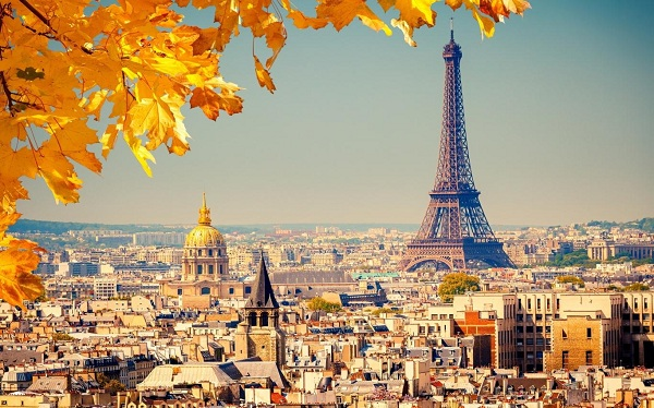 Đến châu Âu khám phá top 5 thành phố lãng mạn nhất