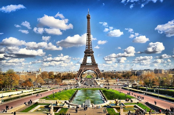 5 thành phố nổi tiếng và xinh đẹp của nước Pháp