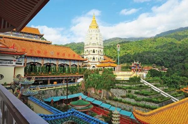Một vòng Châu Á với những điểm du lịch giá rẻ