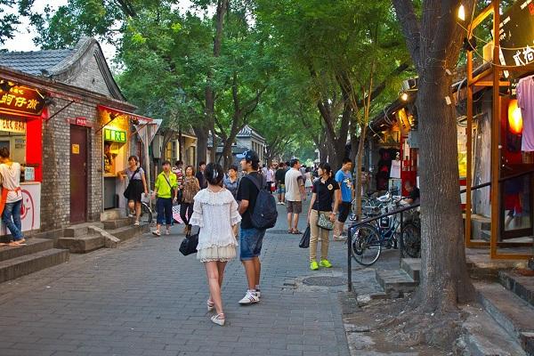 Một ngày trải nghiệm tại Bắc Kinh