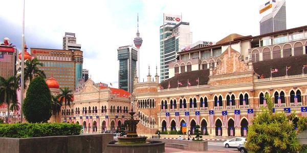 Du lịch Kuala Lumpur – thủ đô của đất nước hoa dâm bụt