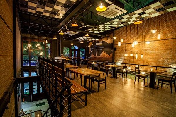 Vé máy bay đi Đà Nẵng - Retro Kitchen and Bar