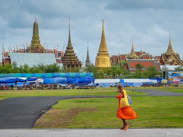 Những điểm đến hấp dẫn tại thủ đô Bangkok
