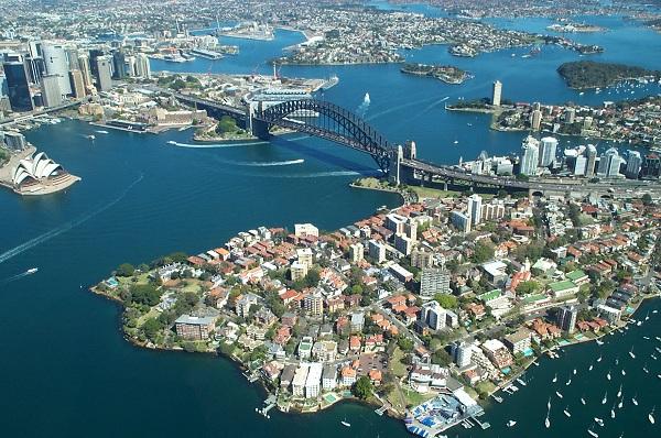 6 điểm hút khách du lịch tại Sydney