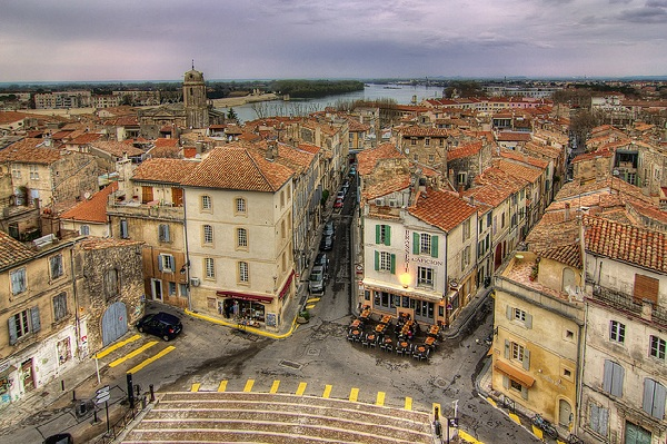 Thành phố Arles