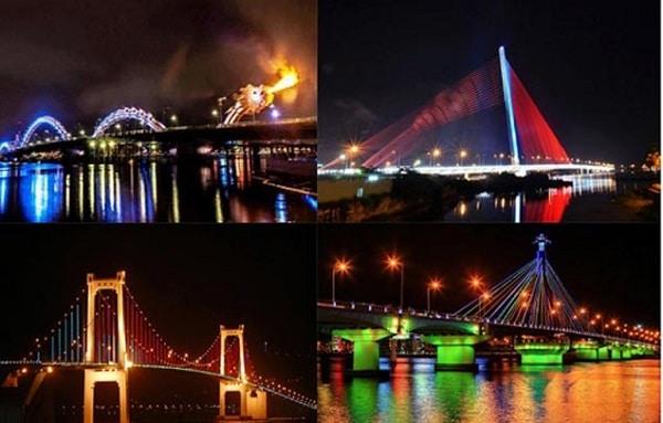 Vé máy bay đi Đà Nẵng - Thành phố của những cây cầu